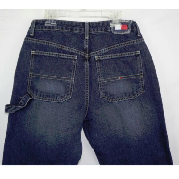39a80d0c Tommy Hilfiger Jeans | Blueblack Slim Painter | Poshmark
